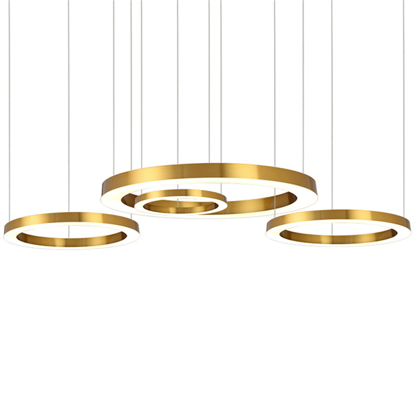 Gold-ring-chandelier