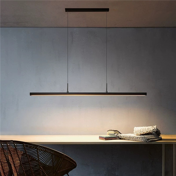Office Project Linear Pendant Light (4)