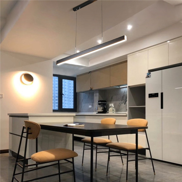 Office Project Linear Pendant Light (5)